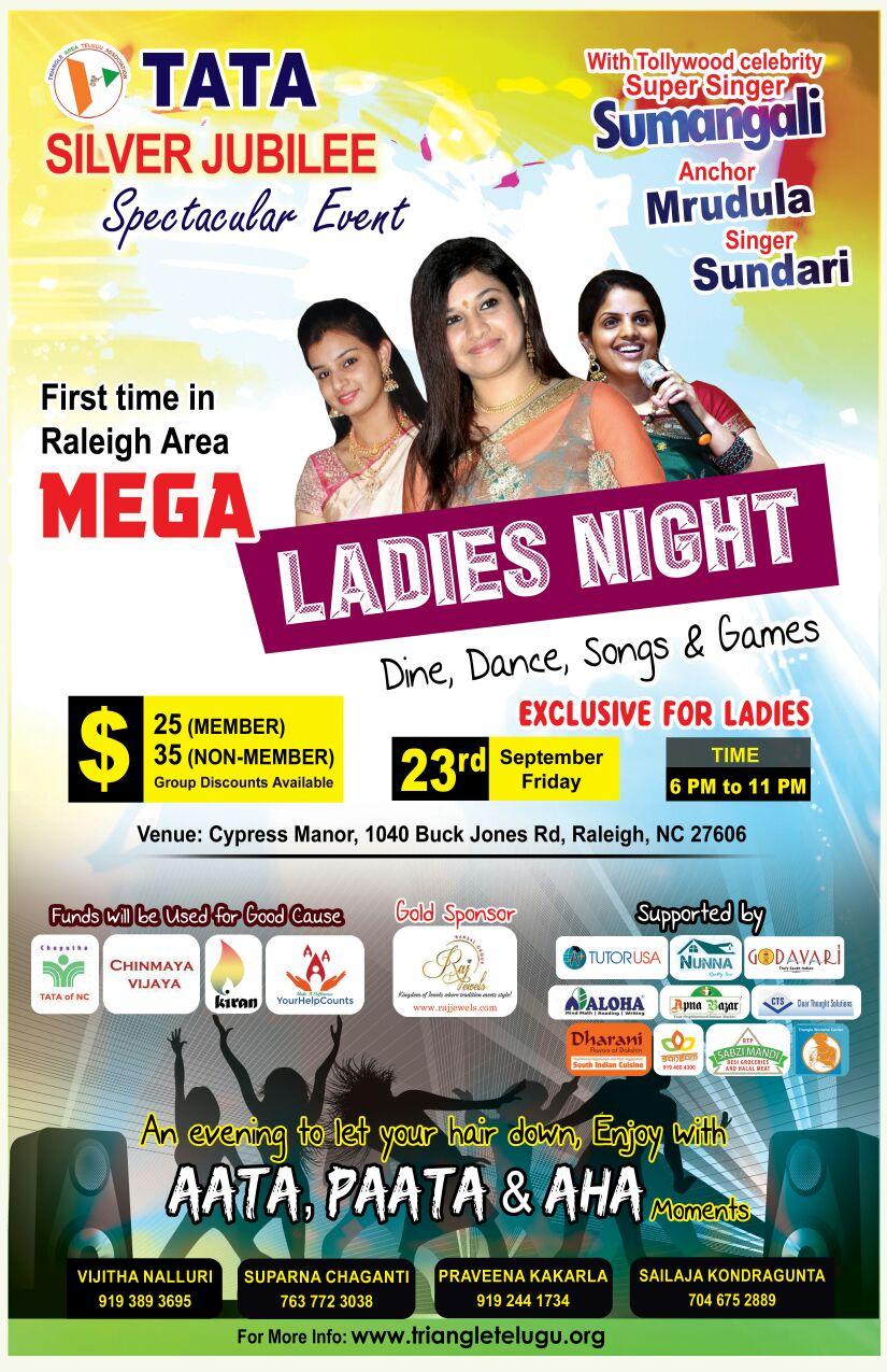 TATA Ladies Night